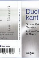Mitschnitt des festlichen Konzertes in der Katedrale St. Vít Prag im Rahmen des Internationalen Festivals Prager Frühling 2004