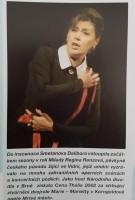 Regina als Milada in der Oper Dalibor von B.Smetana, Jahr 2006