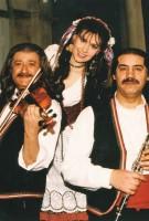 Als Manja in Gräfin Mariza, Staatstheater Wiesbaden 1995